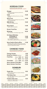 korean chinese food